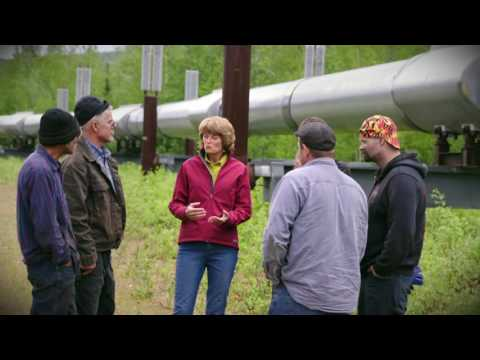 Pipeline | Lisa Murkowski for U.S. Senate | Alaska