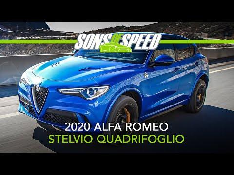 2020 Alfa Romeo Stelvio Quadrifoglio Review | Sons Of Speed