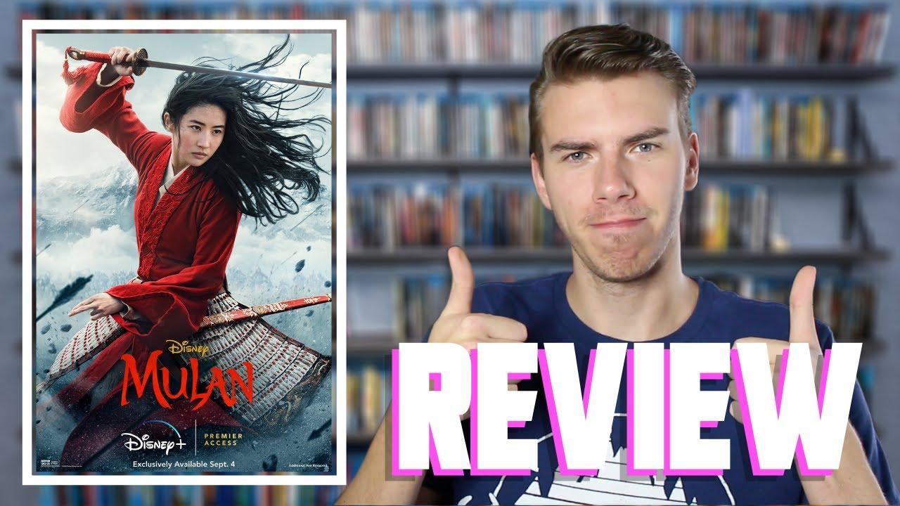 Mulan (2020) - Movie Review