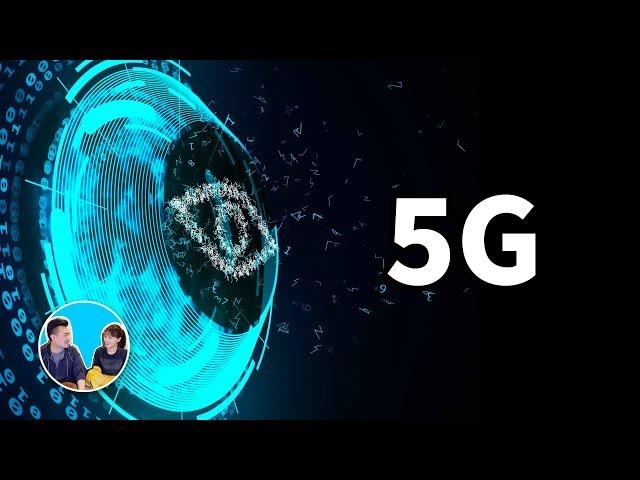 【震撼】5G,6G,7G,8G,愛無所不在   老高與小茉 Mr & Mrs Gao