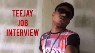 TeeJay Job Interview | @nitro__immortal