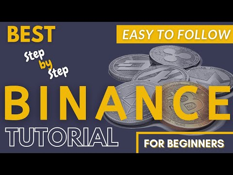 Binance Tutorial For Beginners In 7 MINUTES ⏱| How To Deposit Cash U0026 Buy Crypto????| ???????? English 2020 ????????