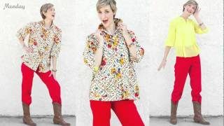 Jessi Arrington: Wearing nothing new thumbnail