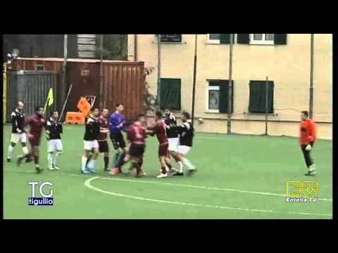 Atletico Casarza-Radio Portofino 6-2