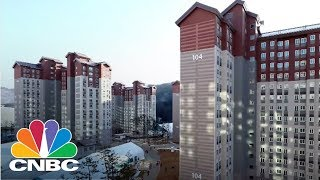 Here's An Inside Look At The Olympic Villages | CNBC