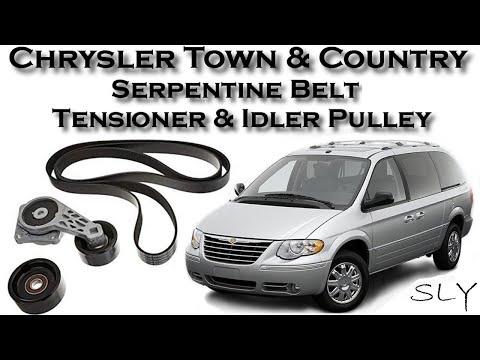 Idler And Belt Tensioner Replacement Dodge Caravan FunnyCat TV