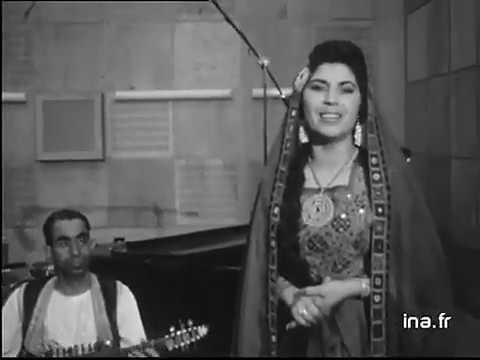 Radio Kabul studio 1965, Ustad Mohammad Omar & Rukhshanah