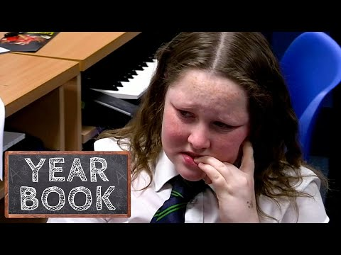 Student Stresses About Solo in the School Musical | Yearbook