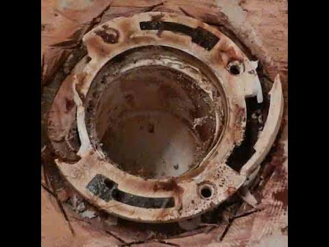 Toilet Flange Repair Kit - Cast Iron, PVC or ABS – 3D