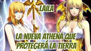 La Nueva Athena en el Santuario - Saint Seiya