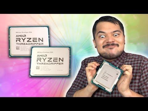 LYLE STRIKES AGAIN!! AMD Slaughters Intel...Again