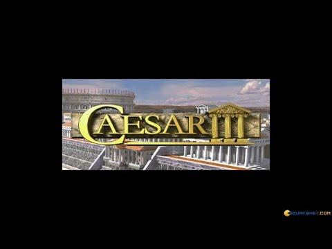 Caesar 3 gameplay (PC Game, 1998)