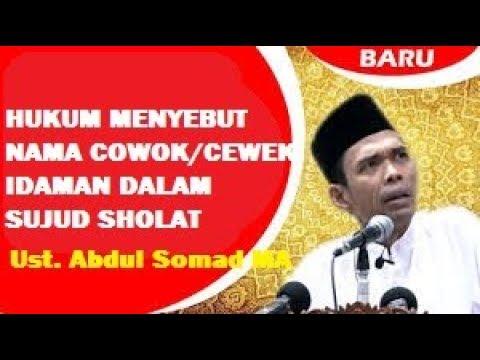 Hukum Menyebut Nama Orang yang DICINTAI Didalam Sujud Ust Abdul Somad MA Mp3