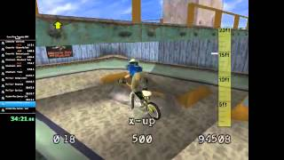 Dave Mirra Freestyle BMX Any% Speedrun
