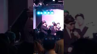 2016/10/02ブルースブラザーズバンド梅田オールウエイズ.