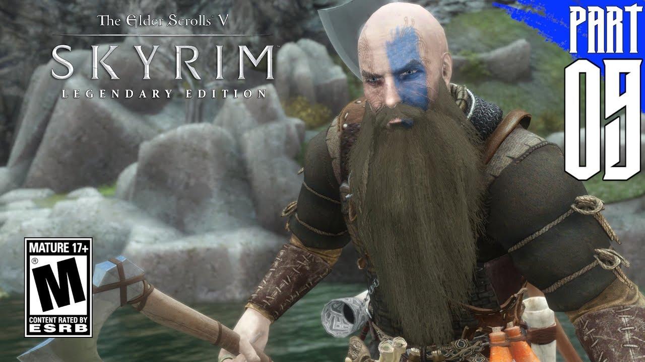 Steam Community :: Video :: 【SKYRIM 200+ MODS】Nord Gameplay