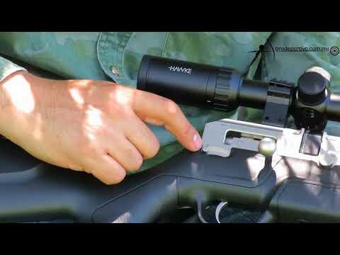 """Revisión Rifle Kral Evo Marine con """"cacería de liebre"""""""