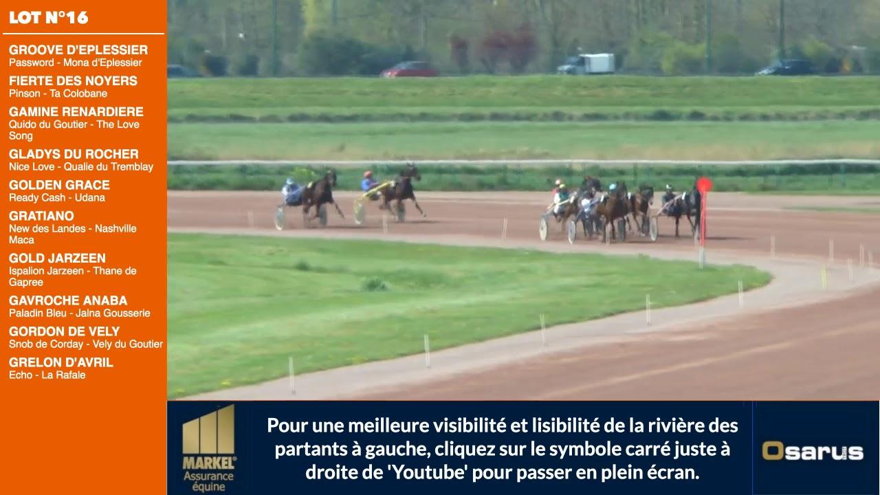 Qualifications Lot 16 - Caen 17 04 2019