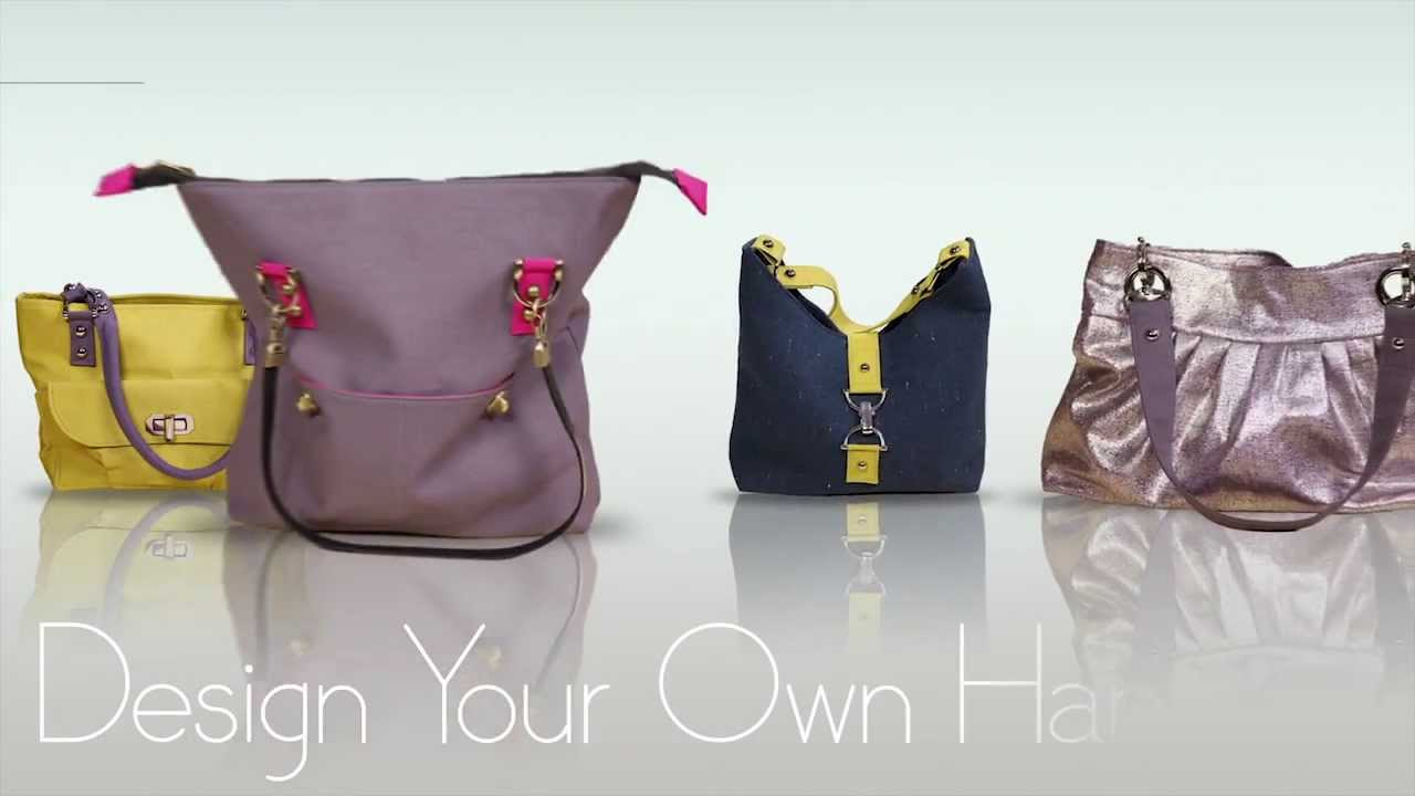 Design Your Own Handbag An Online Sewing Class With Brett Bara