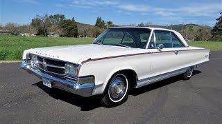 Rare 1965 Chrysler 300L Hardtop Coupe for Sale