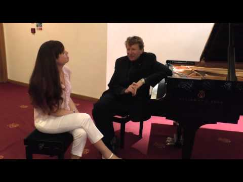 Piers Lane in conversation with Melanie Spanswick