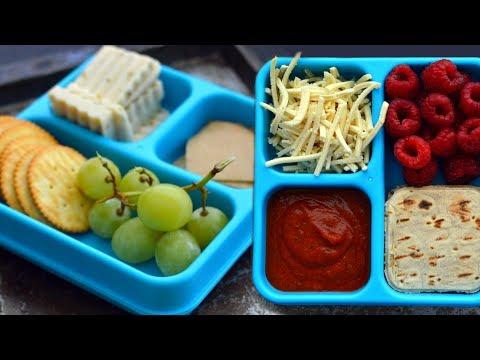 3 Vegan Kids Lunch Box Ideas (Lunchables Hack)