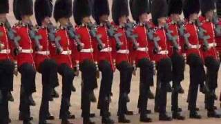 Trooping the Colour - The British Grenadiers (2011)