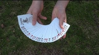 The Sun Is Out! //Cardistry//