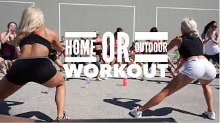 HOME/Outdoor Workout, LA Meet Up, Favorite coffee, & Secret Handshake