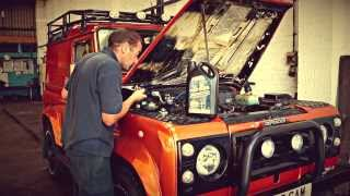 Evans waterless engine coolant for Land Rovers Part 2 converting to waterless