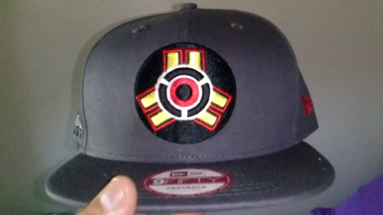 6bea1f55224 New Era Marvel   Dc Comics Hat Collection - YouTube