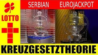Eurojackpot !!! Gleiche Ziehungsgerät wie Serbische Lottorie