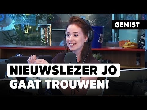 Jo Van Egmond Gaat Trouwen: 'Ik Had Natuurlijk Wel één Voorwaarde!'   538 Gemist