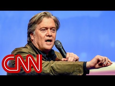 Steve Bannon: Wear 'racist' label as badge of honor