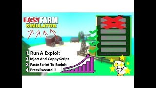 [LOST Script] Roblox Script | Egg Farm Simulator GUI (Collect All Chest, TP All Diamond Rain, WS)