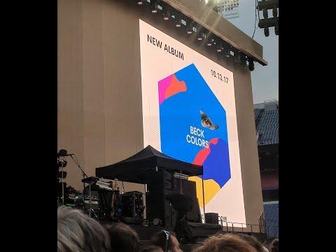 Beck live - Devils Haircut (Buffalo, U2 Joshua Tree Tour, Sept 5, 2017)