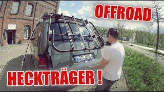Terranger Offroad Heckträger am T5 #Teil12 | ItsMarvin