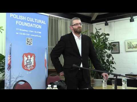 Grzegorz Braun w Clark, NJ cz.  2 - pytania