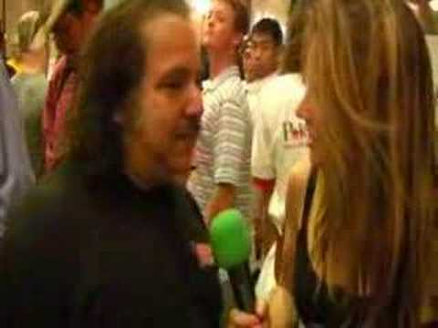 Ron Jeremy Interview by Liv Boeree