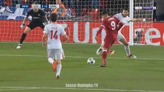 Liverpool vs Spartak Moscow 7-0 All Goals and Highlights Champions League December 6 ,2017