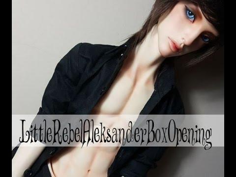Littlerebel Aleksander box