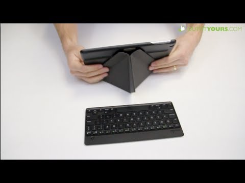 newest 97c1d b59a6 Moshi VersaKeyboard iPad Air Case Review - Best iPad Air Keyboard Case