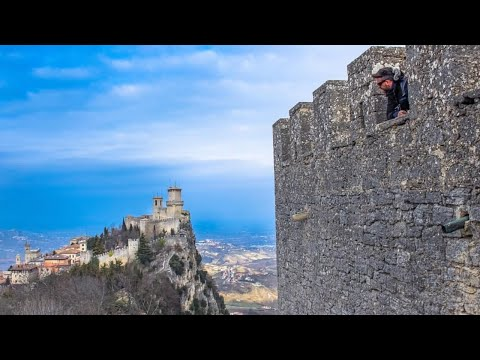 Travel to San Marino, end of Europe road trip I Day 15