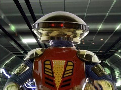 Power Rangers Operation Overdrive - Once a Ranger - Alpha and the Power Rangers (Episode 21)