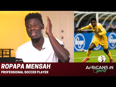 Ropapa Mensah | Former Ghana U23 Forward Reminds Us That Anything Is Possible