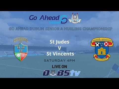 St Judes v St Vincents