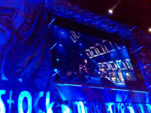 Anti-Flag - Speech + One Trillion Dollars Live Woodstock Festival Poland 02.08.2012