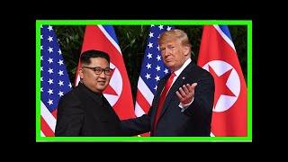 Trump: I Have Rocket Man CD for North Korean Leader Kim Jong-un