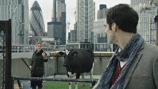 We Put a Cow on our Roof | How to Launch a New Product | Your Favourite Story