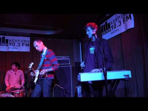 Crystal Stilts - Full Performance (Live on KEXP)